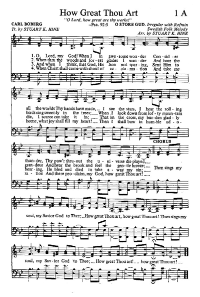 HYMN-HGTA-ShapeNotes-HowGreatThouArt-Preview How Great Thou Art Hymn @bookmarkpages.info