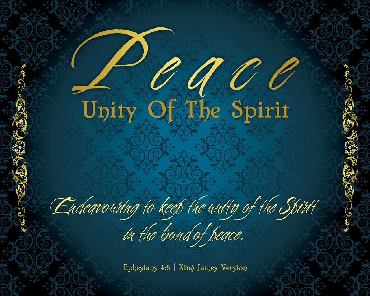 spirit of unity Coram deo the spirit of god seeks to bring unity to his people, and one of the ways he does this is to cause confusion among his foes though these enemies might remain united in their common refusal to bow the knee to the lord, different languages and beliefs make it hard for them to agree with each other and work together against the church.